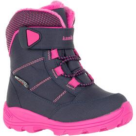 Kamik Stance Boots Kids, navy/magènta